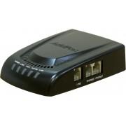 AddPac AP100B – компактный VoIP шлюз,  2 порта FXS H.323/SIP/MGCP, резервный порт ТФОП