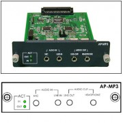 ADD-AP-MP3 (IP-broadcasting module)